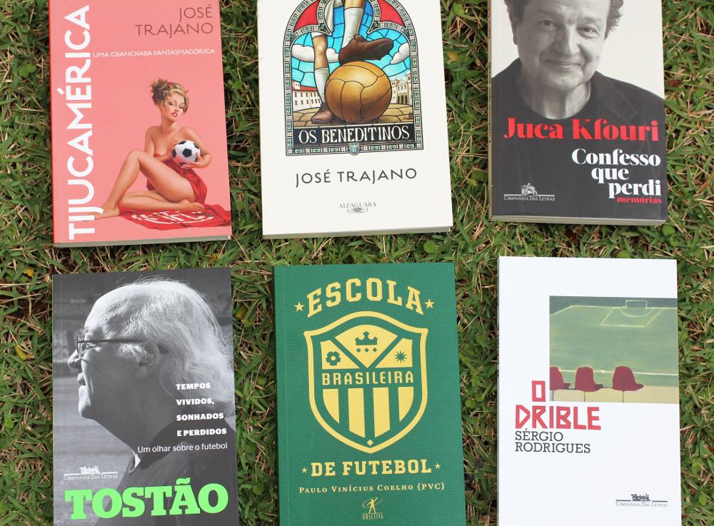 ... recupera episódios sombrios da história recente do país e faz uma  celebração do futebol raras vezes empreendida na literatura brasileira. f3e33e36d53c3